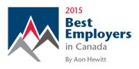 2015 Best Employers in Canada